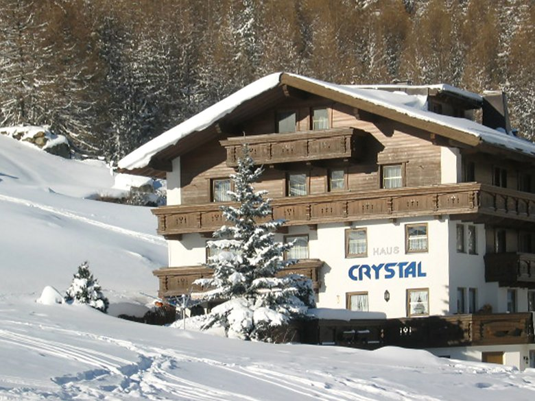 Haus Crystal in Sölden